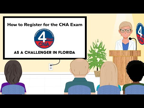 How to Register for the Prometric CNA State Exam in Florida as a Challenger