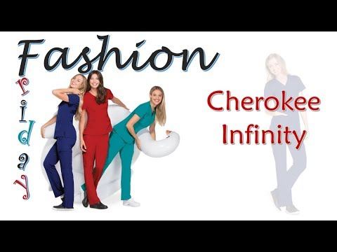 Fashion Friday: Cherokee Infinity