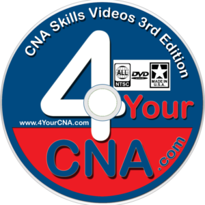 CNA Skills Made Easy DVD