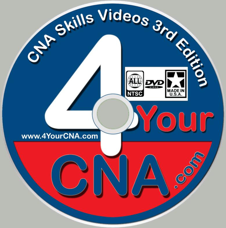 CNA Skills Made Easy DVD