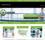 Prometric website