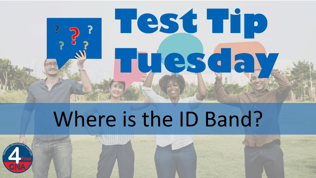 Episode 2: Where is the ID Band?